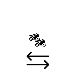 Motorcycle Return ticket, Winter